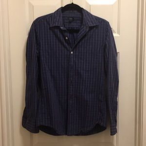 J. Crew Casual Button-Up - Slim
